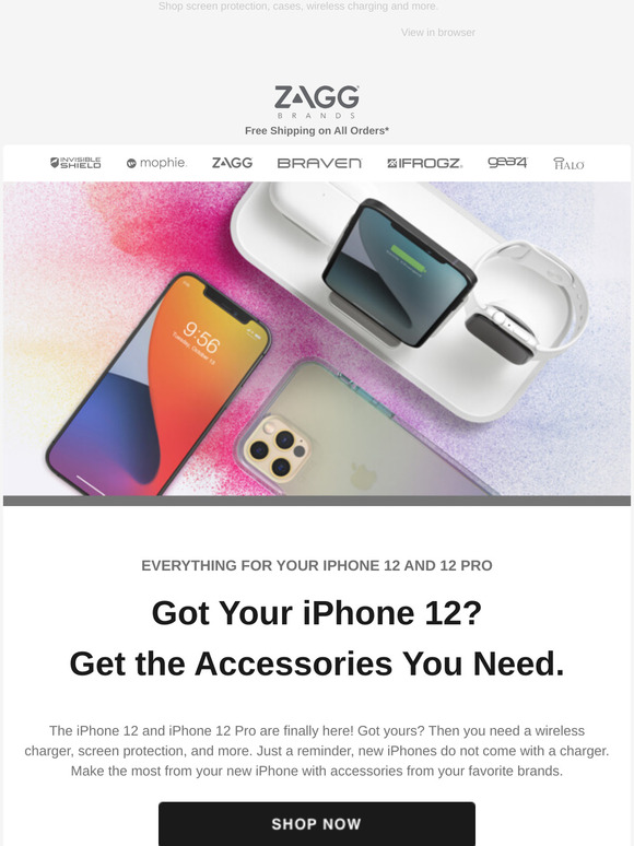 Mophie Got Your New Iphone 12 Get The Protection And Accessories You Need Milled Unfollow mophie for iphone to stop getting updates on your ebay feed. mophie got your new iphone 12 get the