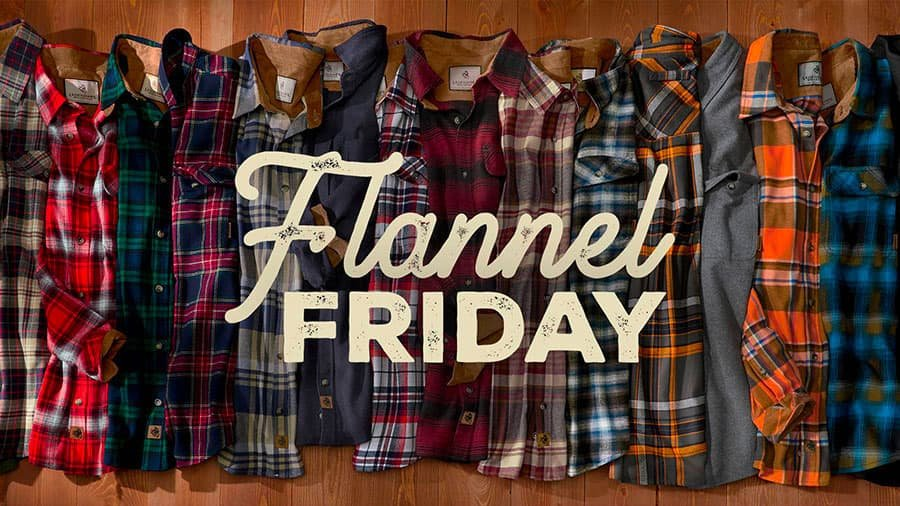 Legendary Whitetails: Flannel Friday: $5 Off BackWoods Hooded Flannel |  Milled