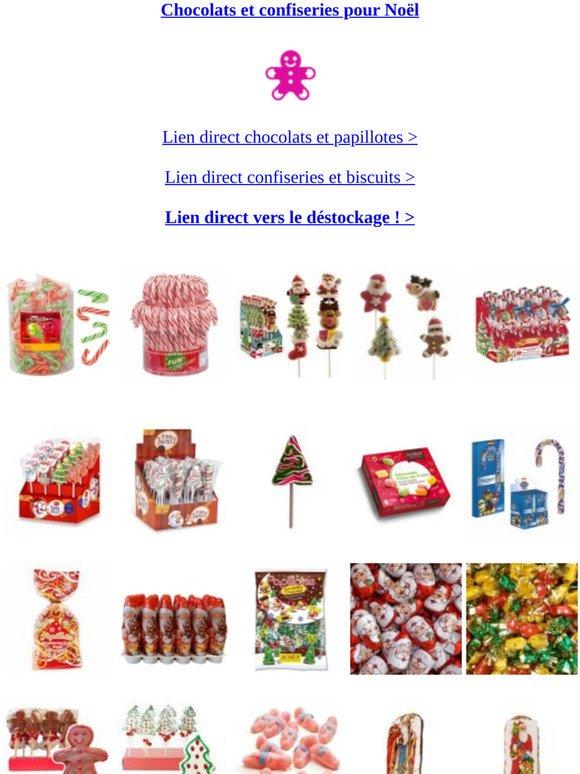 Confiserie Foraine Com Déstockage De Chocolats Et Confiseries Pour Noël Milled