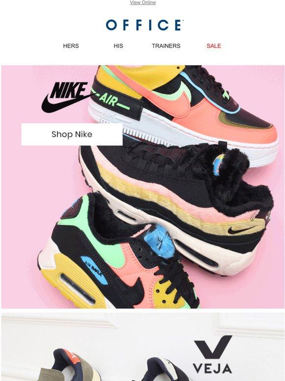 Office Shoes: Puma Cali Sport \u0026 more