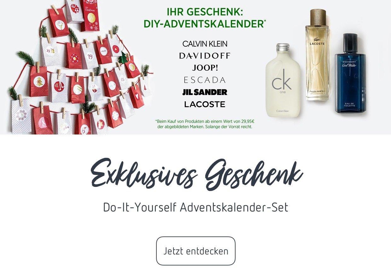 Parfumdreams Global Ihr Geschenk Diy Adventskalender Milled