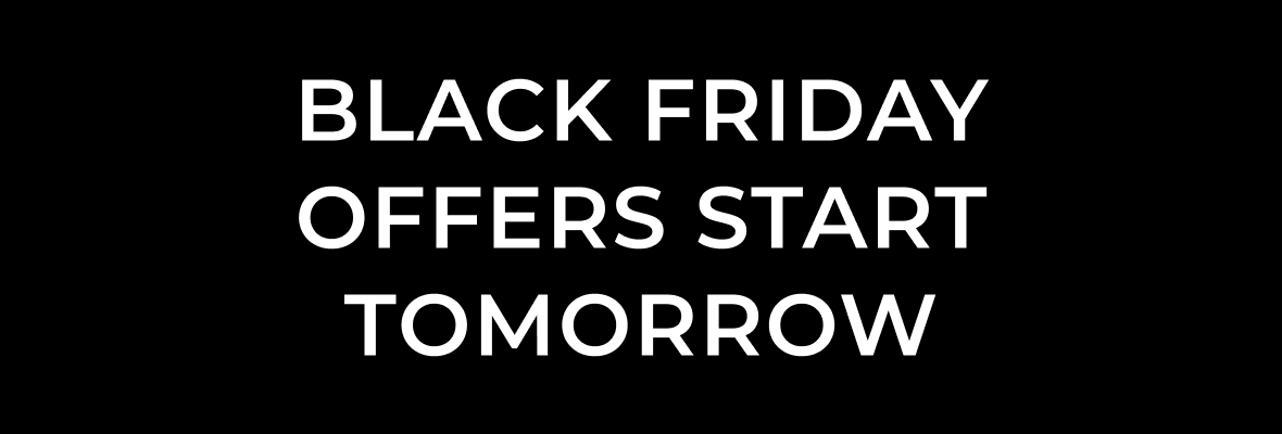 Clarks UK: Black Friday is nearly here