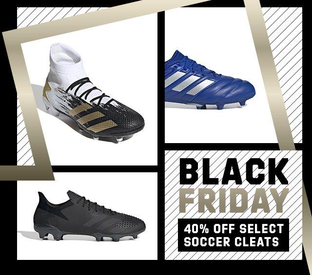 Adidas: Black Friday soccer deals