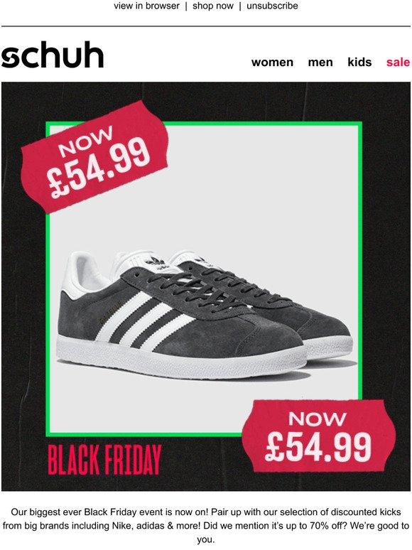 discounted kicks