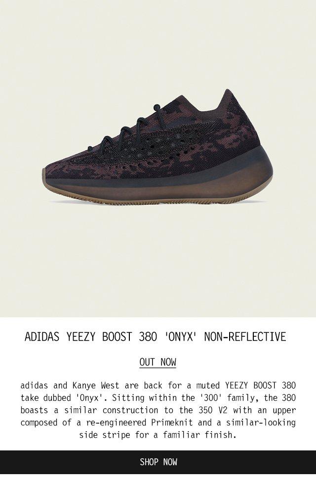 Footpatrol FR: adidas YEEZY BOOST 380