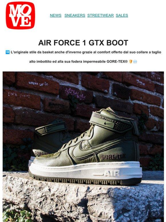 air force 1 da tagliare