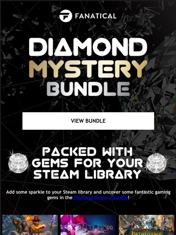 Fanatical Get 10 Steam Gems In This Excusive Bundle Milled Now, anyone try crafting booster packs to sell using their gems? fanatical get 10 steam gems in this