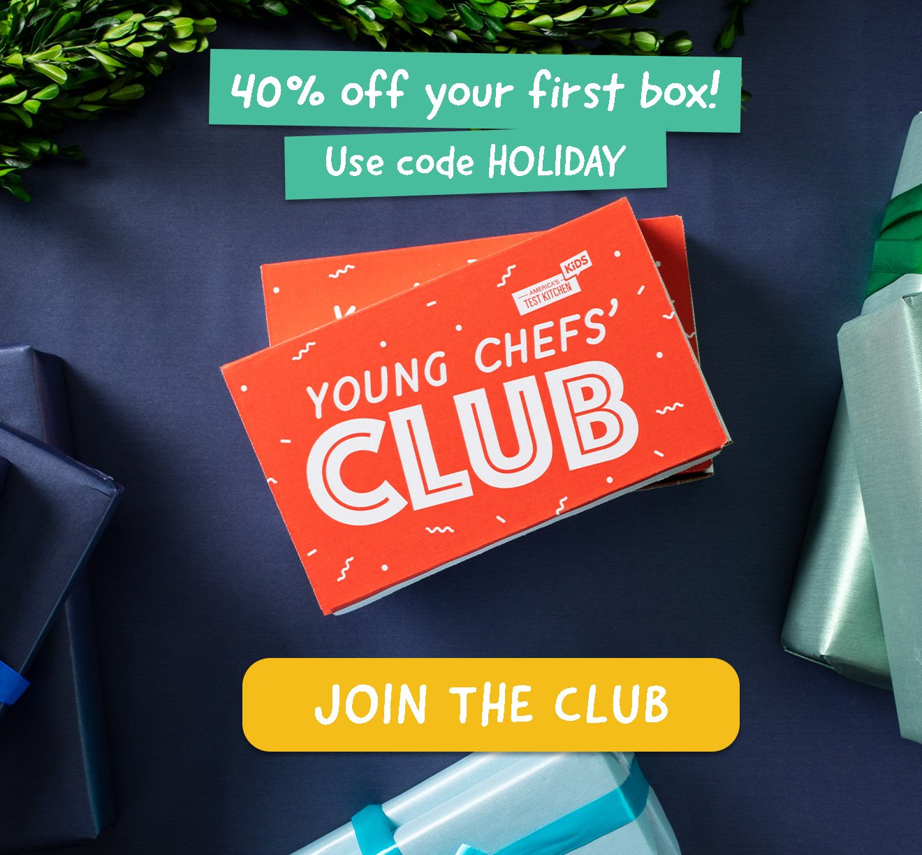 America S Test Kitchen There S Still Time The Young Chefs Club Subscription Box Is The Perfect Last Minute Holiday Gift For Kids Milled