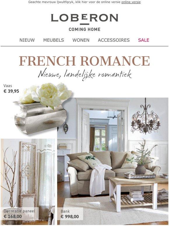 Loberon Nl French Romance Milled