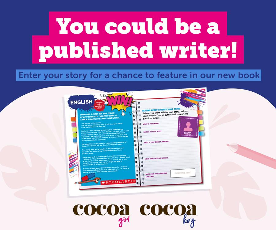 scholastic: Your child could be a published author! | Milled