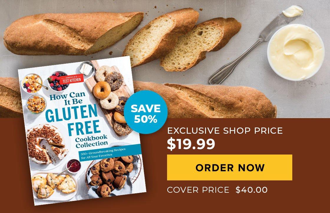 America S Test Kitchen Gluten Free Cooking Milled