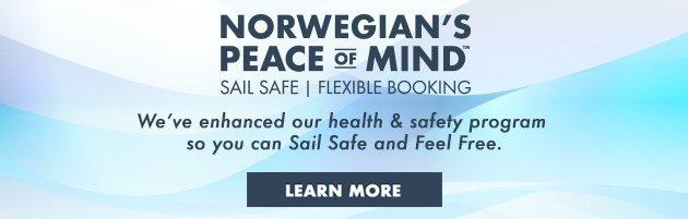 Norwegian's Peace of Mind