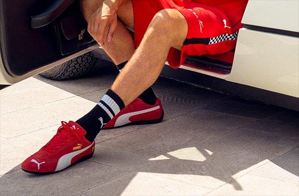 Ferrari Store: Puma x Scuderia Ferrari | Spring/Summer 2021 | Milled