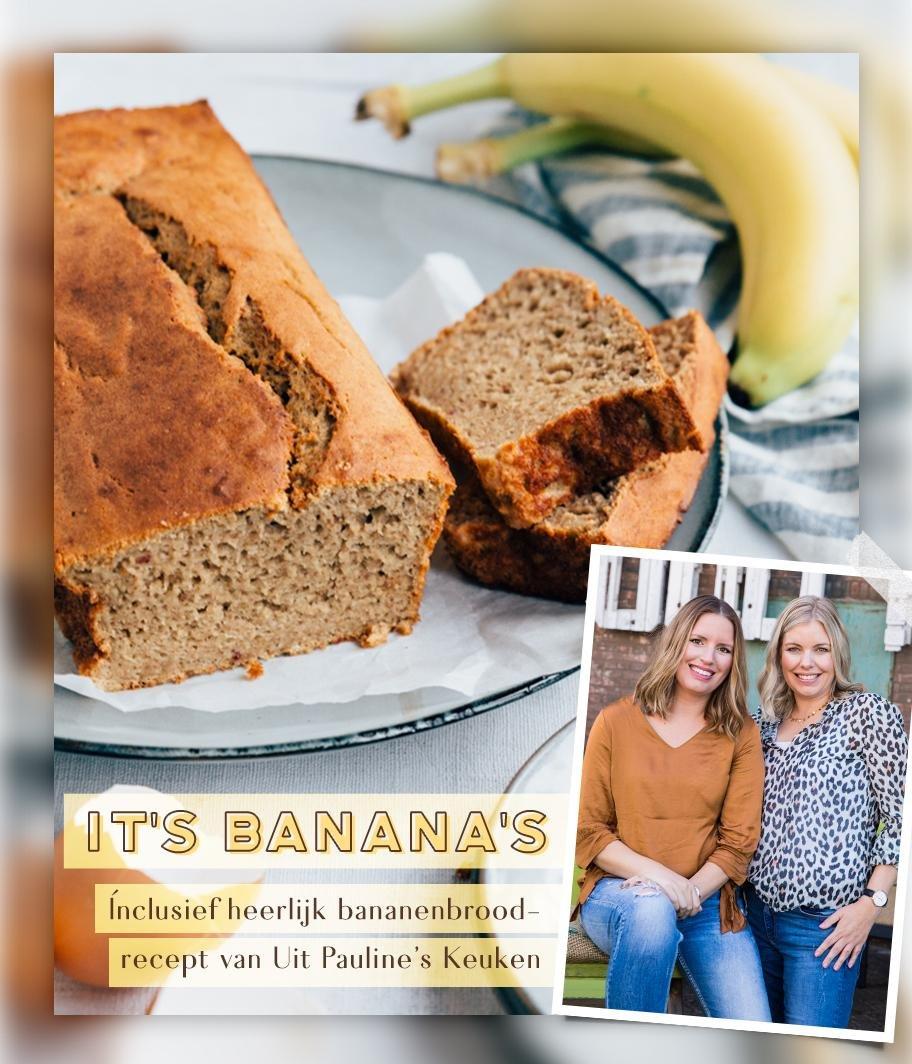 Westwing Nl We Vieren Bananenbrooddag Met Uit Pauline S Keuken Milled