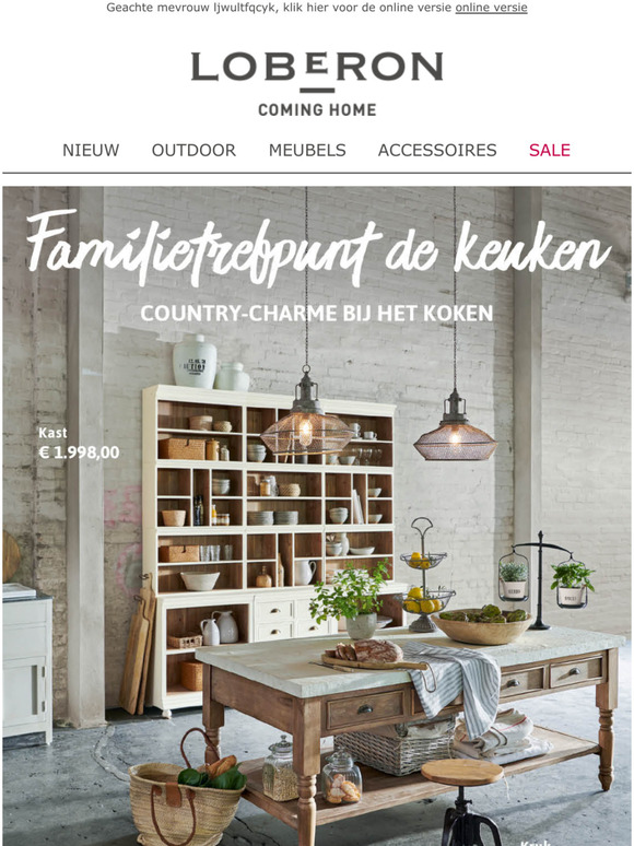 Loberon Nl Email Newsletters Shop Sales Discounts And Coupon Codes