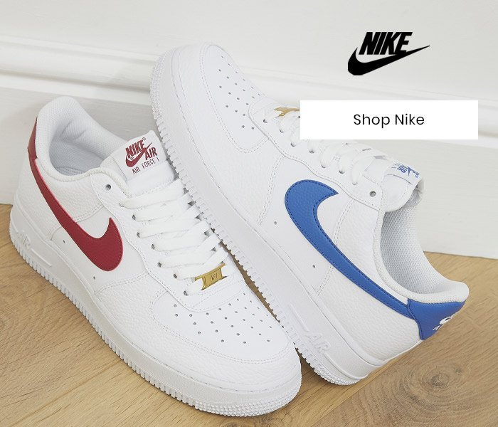 OfficeShoes: New Nike Air Force 1 & more | Milled