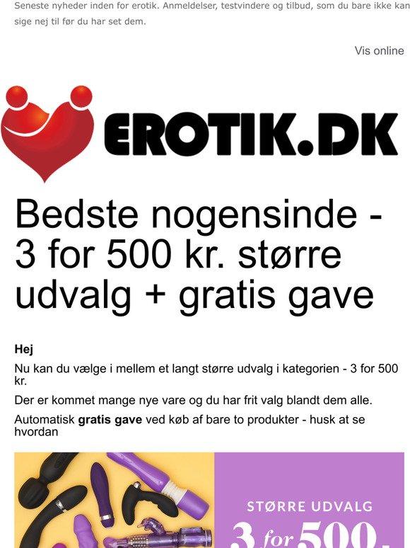 Erotik Dk