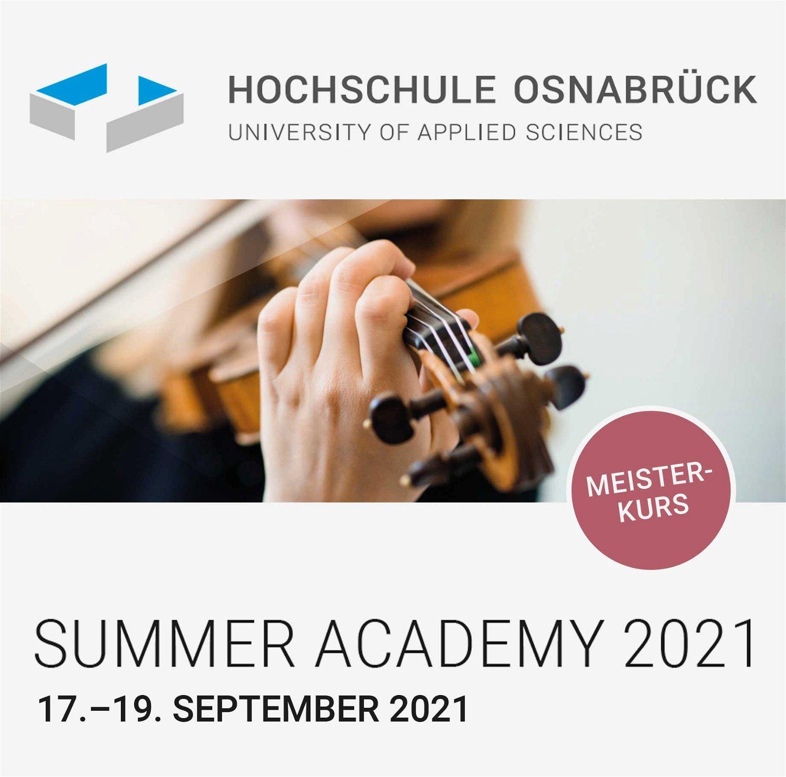 bastein.de: Meisterkurse der Musikschule Osnabrck | Music ...